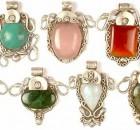 lot_of_nine_gemstone_pendants